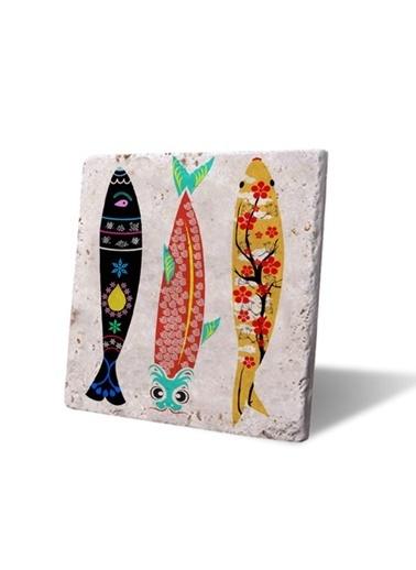 LWP Shop Japon Balıklar Nihale Renkli